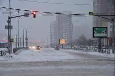 В ночь на 8-е марта на Среднем Урале похолодает до -30 градусов
