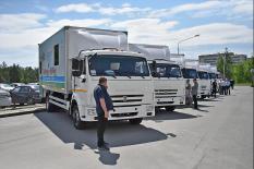 Свердловская область получила девять новых передвижных ФАПов (фото)