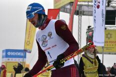 Антон Шипулин – чемпион «Лыжни России-2018» (фото)
