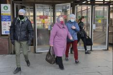 В Свердловской области выявлено еще 268 случаев COVID-19
