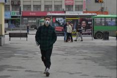 За сутки на Среднем Урале выявлено 266 новых случаев коронавируса