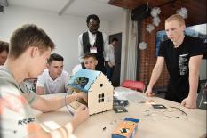 Уральские школьники и педагоги изучили технологии «Умного города» (фото)