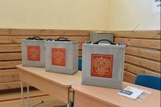 Явка в Свердловской области в первый день голосования составила 6,34%