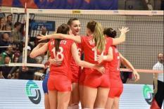 Екатеринбург примет этап международного турнира по женскому волейболу «Лига наций»