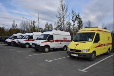 На Среднем Урале вновь зафиксирован суточный прирост числа ковид-пациентов