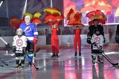 В Талице состоялось торжественное открытие новой ледовой арены (фото)