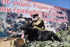 В Екатеринбурге прошла репетиция Парада Победы (фото)