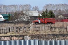 В уральских регионах зафиксировано 39 лесных пожаров на площади 51 тыс. га