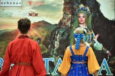 От Олимпиады-80 до Чернобыля: выставка костюмов Уральского народного хора (фото)