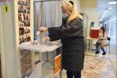 Явка на выборах в Госдуму РФ к 16:00 мск составила 9,16%