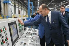 В Березовском запустили современный высокотехнологичный комплекс (фото)