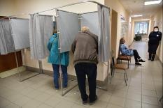 ЦИК опубликовал результаты выборов в Госдуму после обработки свыше 70% бюллетеней