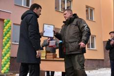 Больше сотни кировградских семей получили ключи от новых квартир (фото)