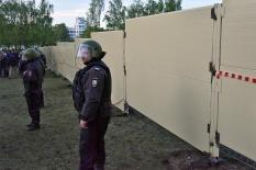 Фонд святой Екатерины: принято решение демонтировать забор на площадке у театра Драмы