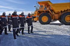 Губернатор в Качканаре: Дворец Единоборств и разработка нового месторождения ГОКа (фото)