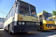 Ретро-автобусы получат вторую жизнь в музее Гортранса (фото)