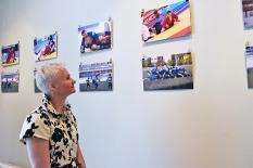 В Екатеринбурге открылась выставка, посвященная Универсиаде (фото)