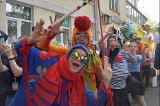 Экстрим-шоу и возвращение «Москвича» Шахрина. В Екатеринбурге с размахом отметили День города (фото)