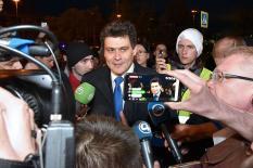 Высокинский: Опрос жителей Екатеринбурга о строительстве храма пройдет на улицах, в интернете и по телефону