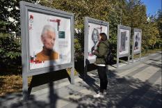 Фотовыставка «Герои России, какими их не видел никто» открылась в Екатеринбурге