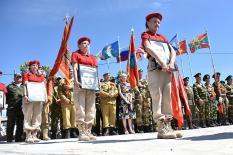 В Талице состоялось открытие сквера воинов-интернационалистов (фото)