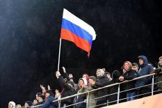 Благодаря дублю Дзюбы сборная России дома обыграла Словению