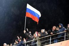 Сборная России одержала вторую победу подряд при новом главном тренере