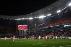 Екатеринбург может принять матч сборной России в Лиге Наций