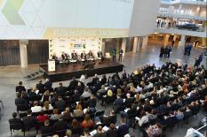 В Екатеринбурге стартовал Общероссийский форум «Города России 2030» (фото)