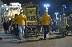 В Екатеринбурге состоялся традиционный крестный ход