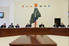 Полпред и главы уральских регионов обсудили стратегию национальной политики (фото)