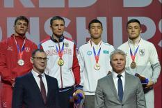 Россия заняла второе место на Чемпионате мира по боксу в Екатеринбурге (фото)
