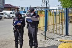 За нарушения «коронавирусных» ограничений россиян оштрафовали на 1,7 млрд. рублей