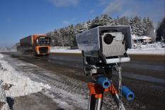ГИБДД: камеры Свердловской области фиксируют по 5-6 тыс. нарушений в день (фото)