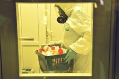 Уральская лаборатория проверяет до 700 проб на коронавирус в сутки (фото)