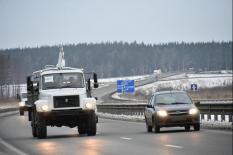 Свердловская область получит 1 млрд. рублей на строительство ЕКАД