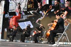 Венский фестиваль в Екатеринбурге открыл струнный коллектив из Австрии (фото)