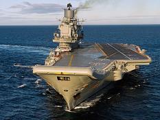 Число пострадавших при пожаре на крейсере «Адмирал Кузнецов» выросло до 12