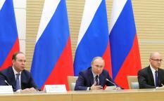 Владимир Путин объяснил необходимость поправок в Конституцию