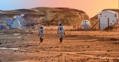 Илон Маск рассказал o строительстве города на Марсе