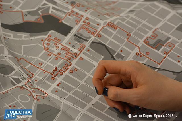 Издательство Tatlin презентовало 30 октября уникальный в своем роде архитектурный путеводитель по Екатеринбургу 1920-1940-х годов