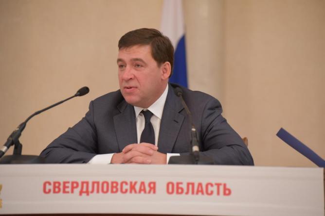 Путин назначил Куйвашева и.о. губернатора Свердловской области