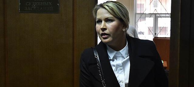 Евгения Васильева признана виновной по делу «Оборонсервиса» о хищении 3 млрд. рублей