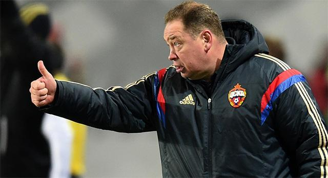Слуцкий возглавил сборную России по футболу
