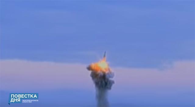 КНДР «похвастался» запуском баллистической ракеты с подводной лодки