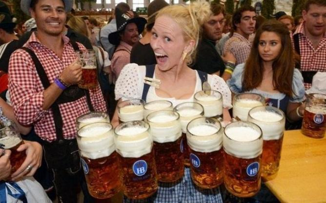 Учёные: пиво нужно пить медленно