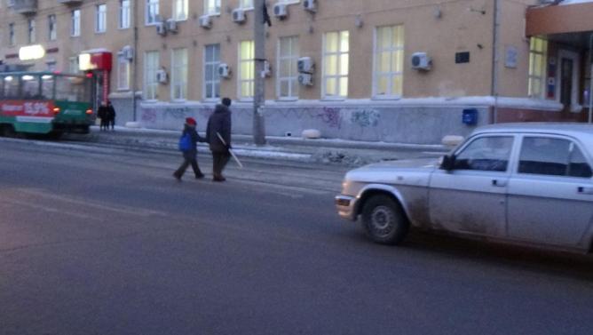 В Екатеринбурге за январь поймали 10000 пешеходов-нарушителей