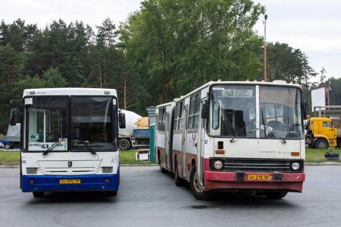 Заксобрание Екатеринбурга обсудит новую маршрутную схему