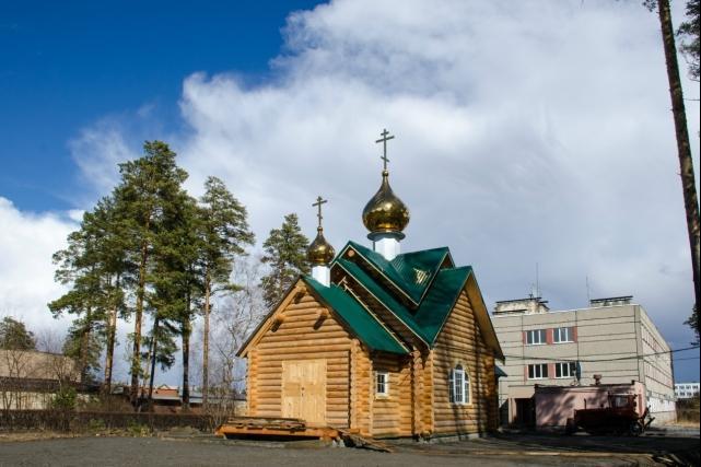 В Снежинске подростки обокрали храм