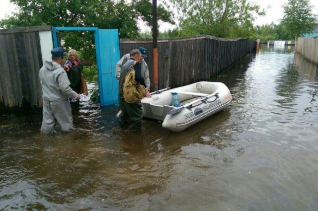 44 населённых пункта в Югре могут уйти под воду